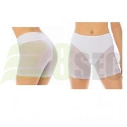 Set 2 pantaloni modelatori cu talie joasa si banda silicon antialunecare