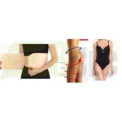 Tanga modelator cu talie foarte inalta + dres modelator + Brau modelator si pentru prevenirea durerilor de spate, prindere cu arici