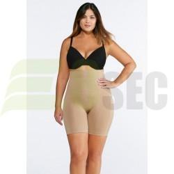 Pantaloni modelatori fara cusatura  - Plus Size