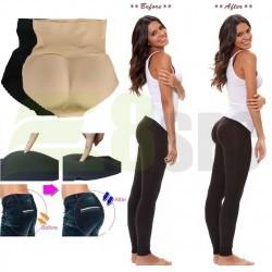 Chilot modelator push up cu talie inalta - Plus Size