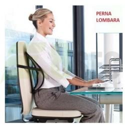 Set 3 perne suport lombar pentru scaun